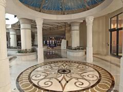 Casino Lobby Flooring